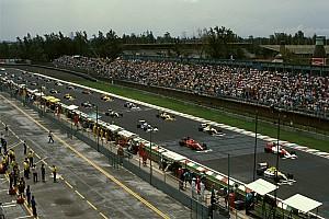 GALERÍA: el GP de México de 1990