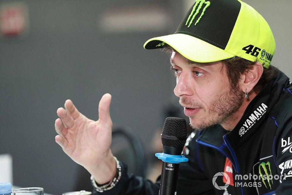 """Rossi: """"La cancelación del inicio de la temporada es algo difícil de encajar"""""""