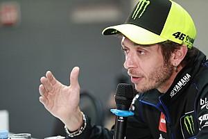 """Rossi: """"É fundamental correr esse ano, o futuro da MotoGP está em jogo"""""""
