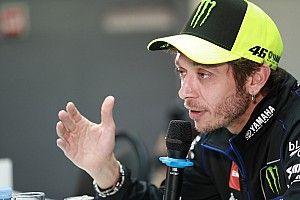 Rossi: Difícil asimilar la cancelación del inicio de temporada