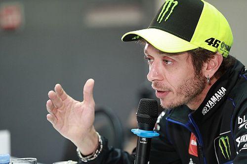 """Valentino Rossi: """"Devo decidere senza GP, forse ci sarò nel 2021"""""""