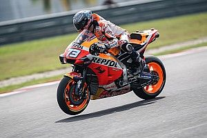 Rookie Marquez surpassed Honda's expectations at Sepang