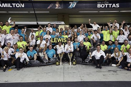 Wolff: Mercedes achievements will mean nothing in 2021