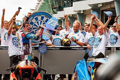 Alex Márquez se proclama campeón del mundo de Moto2 en Malasia