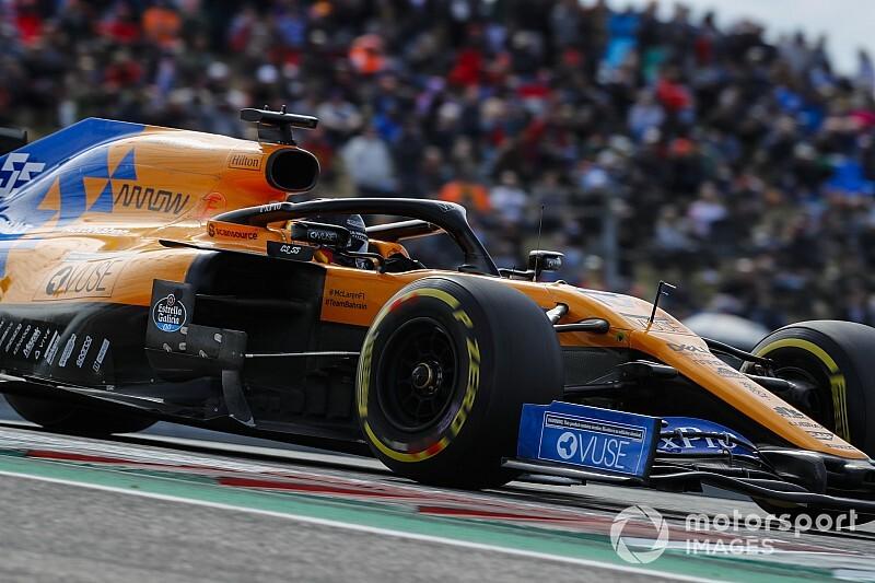 McLaren, Pirelli'nin 18 inç lastiklerini test etmeye devam ediyor