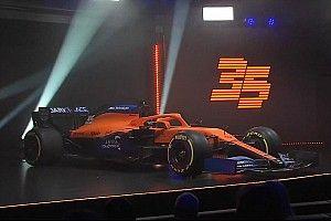 McLaren presenta el MCL35 y se plantea nuevos objetivos
