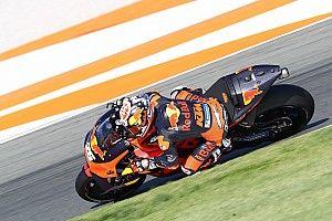 KTM annule ses essais privés à Jerez