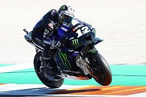 Viñales tekent contractverlenging bij Yamaha