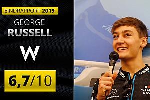 Eindrapport George Russell: F2-kampioen kan rijpen in de luwte