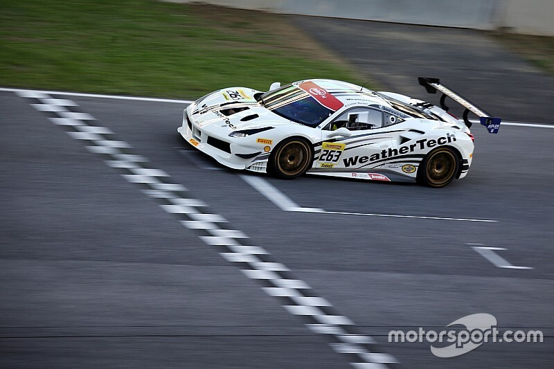 Ferrari Challenge North America: MacNeil clinches title