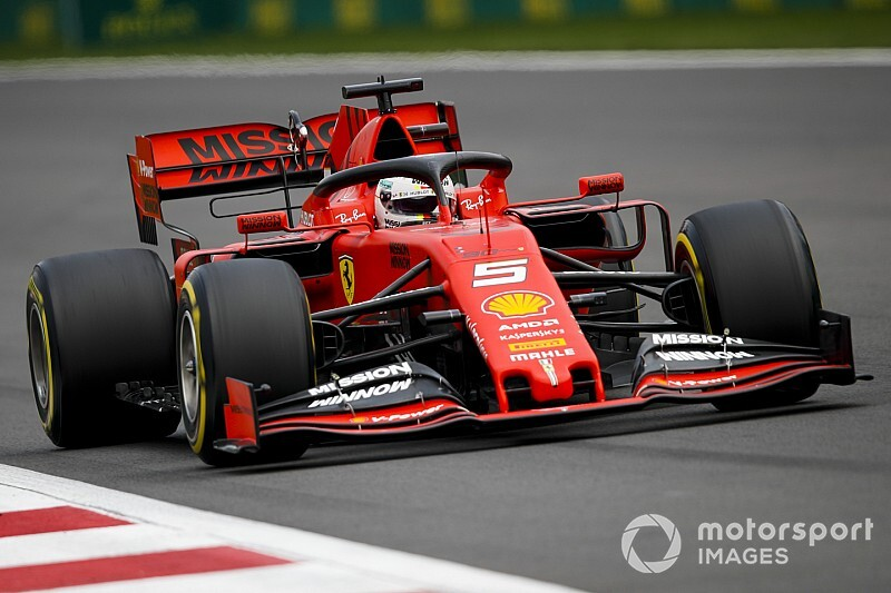 """Vettel: """"Hadden strategisch scherper kunnen zijn"""""""
