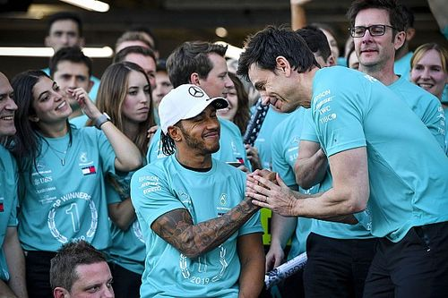 Why Hamilton sees Wolff partnership as one of F1's best