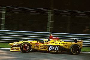 Formula 1 Special feature The car that kickstarted Jordan's giant-killing