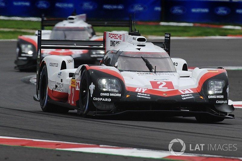 Porsche сделала дубль на этапе WEC в Мексике