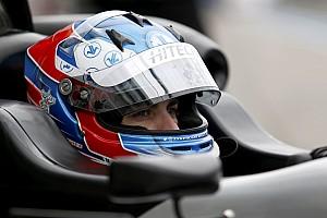 F3-Euro Crónica de Carrera Hughes vence en la segunda carrera de la F3 en Nurburgring