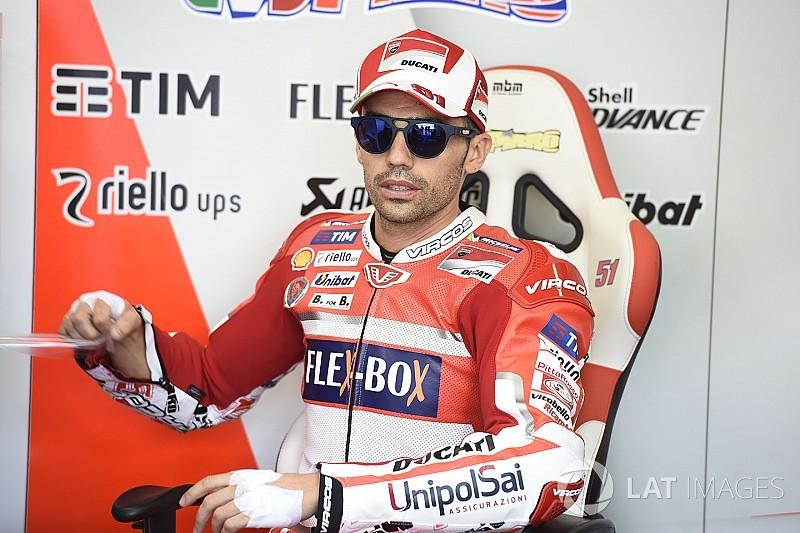 Pirro wil meer MotoGP-wildcards van Ducati