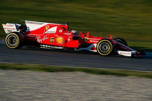 Tes Barcelona: Raikkonen dan Ferrari kuasai hari terakhir