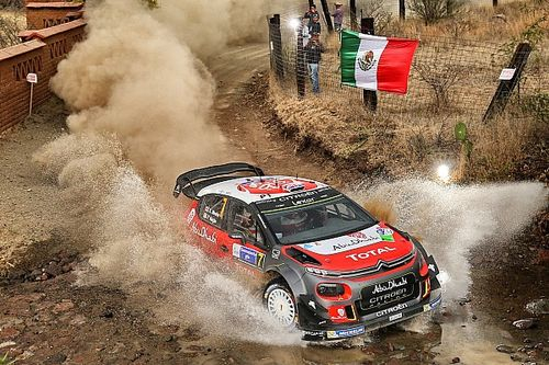 WRC Rallye Mexiko: Kris Meeke nach verkürzter Etappe 1 in Führung