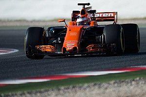 McLaren bantah kabar masalah pengendalian mobil MCL32