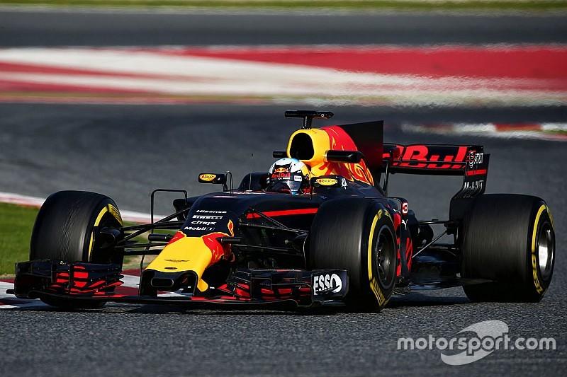 Ріккардо: Головна зброя Red Bull - розвиток протягом сезону