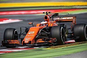 Vandoorne confía en alcanzar el ritmo de Alonso