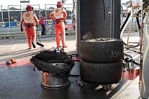 Supercars Breaking news Supercars makes camber, pressure changes at Phillip Island