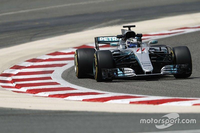 Bottas lidera el último día en Bahrein y McLaren logra su mejor día de test