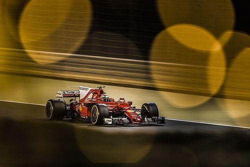 La temporada 2017 de Ferrari en 50 fotos