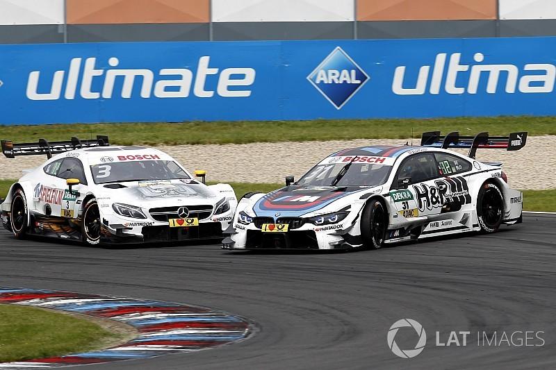 """Blomqvist's DTM season """"almost laughable"""" so far"""
