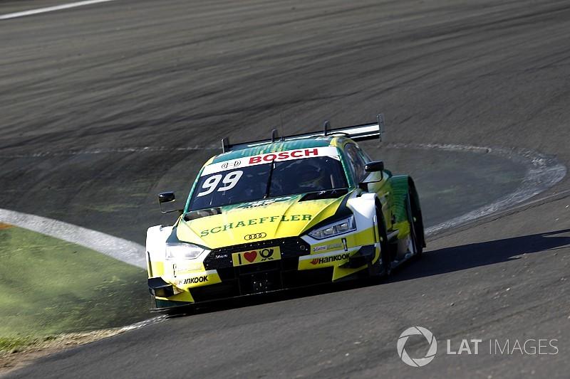 Libere 1: Rockenfeller e Muller guidano la doppietta Audi in Ungheria