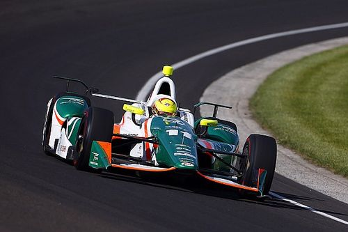 Juncos Racing hat volle IndyCar-Saison 2018 noch immer als Ziel