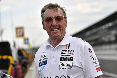 "Rutherford hopes Alonso is in ""awe"" of Indy"