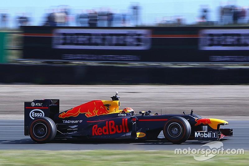 Видео: круг по трассе в Зандфорте на Red Bull RB8
