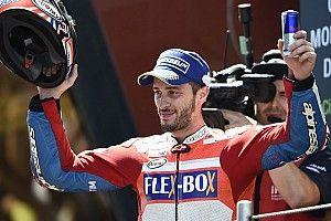 """""""Réaliste"""", Dovizioso ne se laisse pas griser par ses deux victoires"""