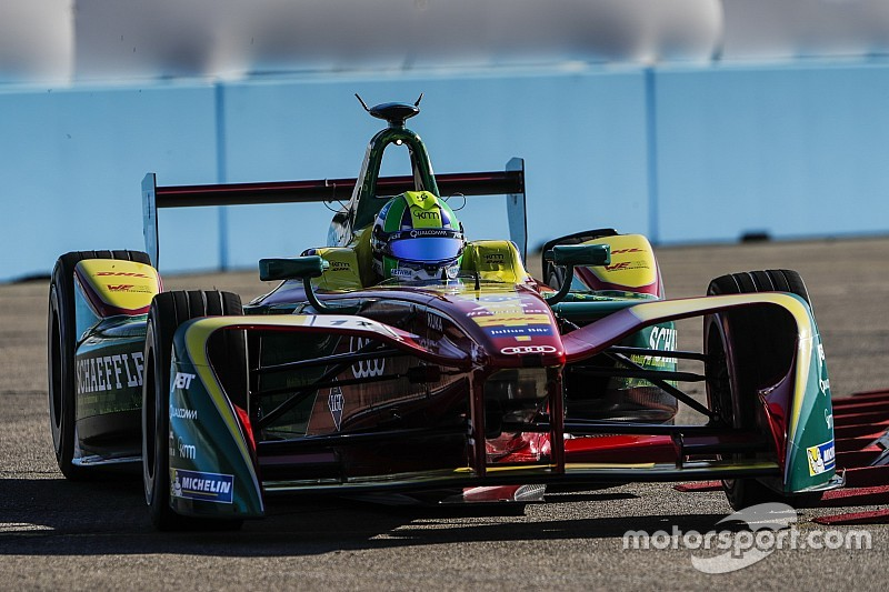Berlin ePrix: Di Grassi on pole by 0.001s, Buemi P14
