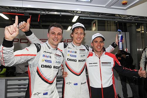 Fuji WEC: Hartley, Bamber take pole for Porsche