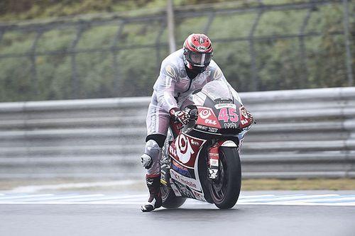 Moto2もてぎFP3:長島7番手と好調続く。中上13番手、シャーリン首位