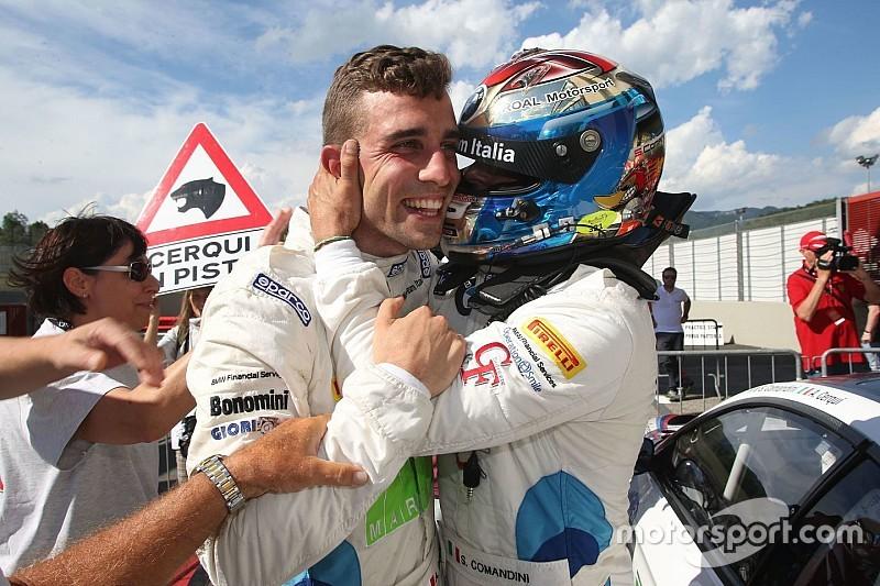 Scopriamo Alberto Cerqui e Stefano Comandini, i Campioni di Super GT3