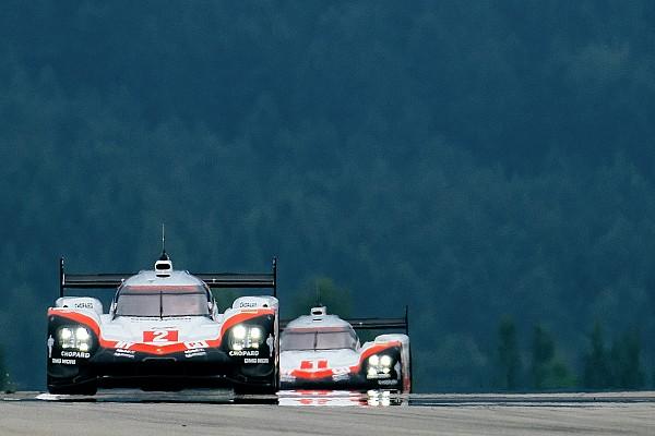 WEC Porsche explique ses consignes d'équipe au Nürburgring