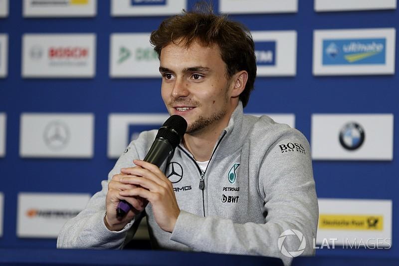Force India-test blaast nieuw leven in Formule 1-droom Lucas Auer