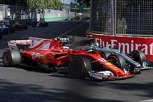 Räikkönen et Bottas relativisent leurs quatre accrochages en deux ans
