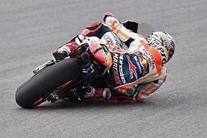 Geen zorgen bij Marquez na vijf races zonder zege