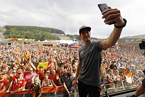 Formule 1 Interview Fanclub Vandoorne: