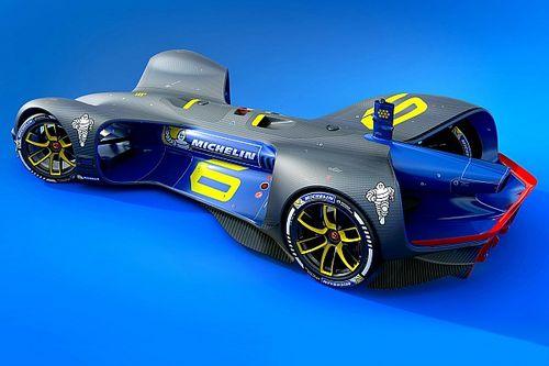 Roborace names Michelin as official tyre supplier