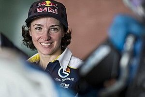 Russia's Nifontova granted Dakar entry after doping case