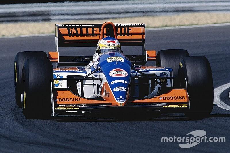 A Minardi 21 éve a Forma-1-ben: érdekes konstrukciók és festések