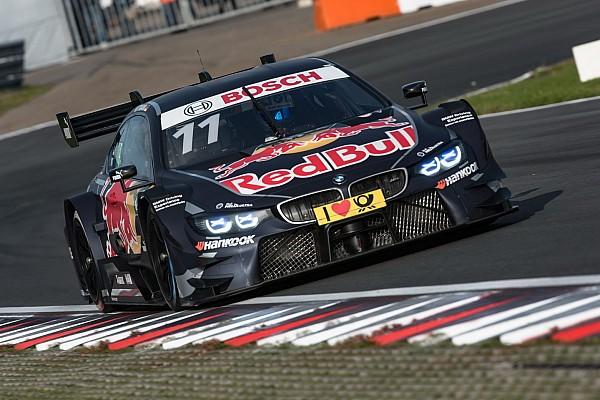 DTM DTM: Wittmann nyert és felzárkózott a második helyre összetettben