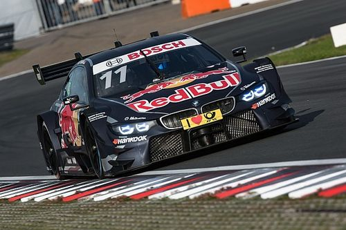 Zandvoort DTM: Wittmann fends off Rockenfeller in frantic race