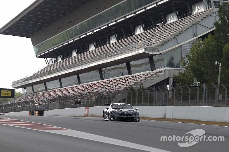 卡茨伯格:测试M8 GTE,更望获得车手席位
