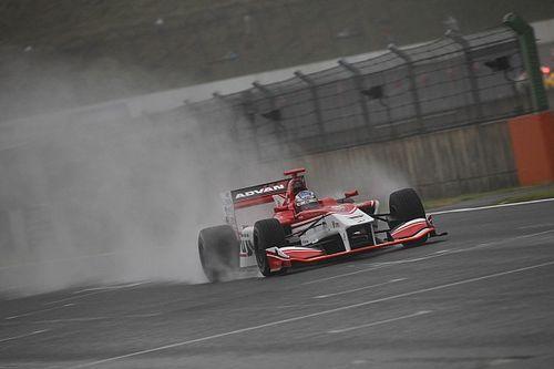 Motegi Super Formula qualifying postponed by heavy rain